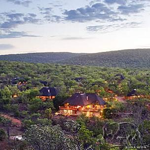 Shibula Lodge, Waterberg