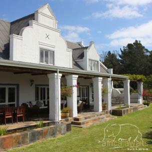 Fynbos Ridge Country House Garden Route 1
