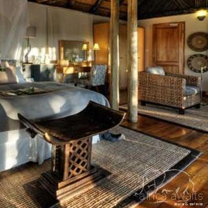 Savute Safari Lodge, Botswana
