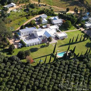 Cascade Country Manor, Cape Winelands