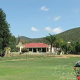 Schoemanshoek Country Manor Garden Route 1