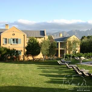 Franschhoek Country House & Villas, 2
